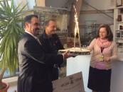 Salina a premiat turistul cu numărul 500.000. Ținta pe 2016, turismul balenologic și de recuperare