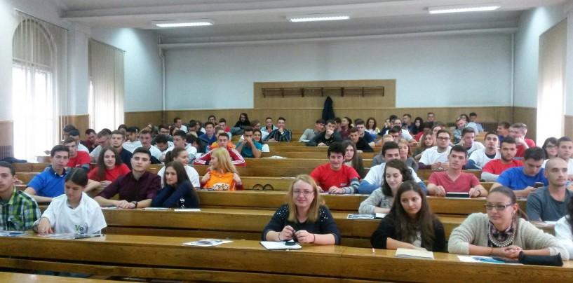 Studenţii Universității Tehnice din Cluj-Napoca, cei mai numeroși bursieri  Roberto Rocca