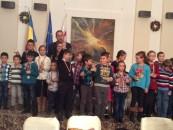 Campionatul Municipal de Șah. 32 de copii au intrat în competiție