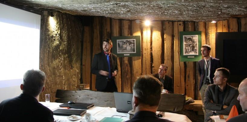 Salina a intrat într-un parteneriat cu minele de sare din Polonia si Austria