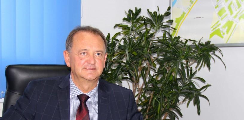 Cristian Matei: Compania de Apă are o cifră de afaceri în creștere, față de 2014