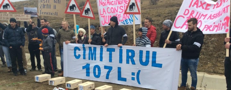 Două din 25 de drumuri reparate de Consiliul Județean sunt din zona Turzii