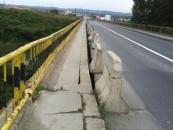 Primăria anunță restricționarea circulației pe podul peste Arieș