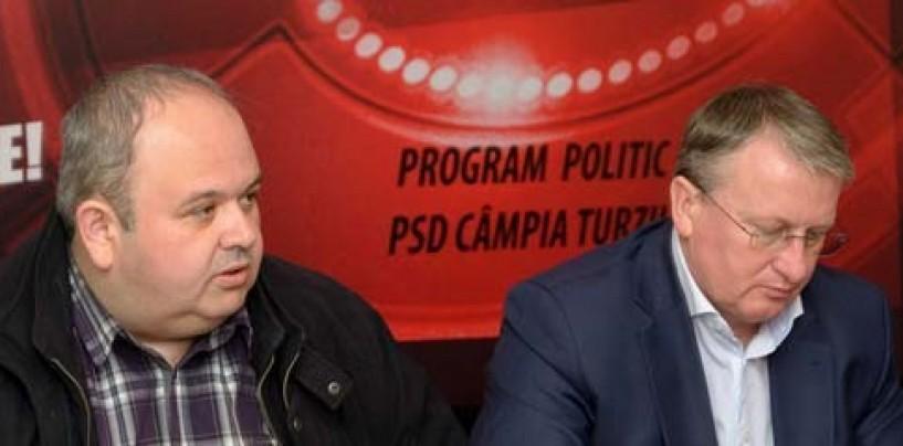 """Petre Pop, """"resetarea de sistem"""" a PSD. Social-democrații, doresc să câștige alegerile la C. Turzii"""