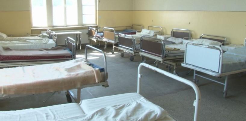 Spitalul din Turda nu are probleme cu dezinfectanții