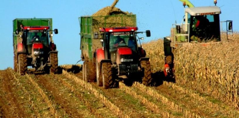 Fondurile pentru infrastructura de acces agricolă s-au epuizat în șase minute de la deschiderea sesiunii