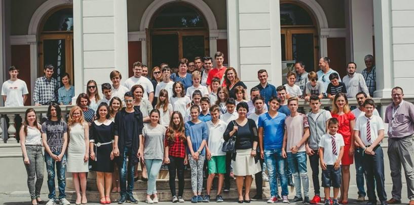 """Colegiul Tehnic Turda la final de proiect """"Ştiinţescu"""""""