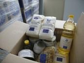 Vin ajutoarele alimentare de la UE în județul Cluj
