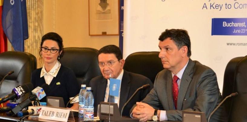 Salina Turda la prima Conferință Internațională a Organizației Mondiale pentru Turism