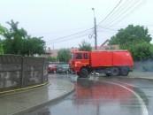 Ploile au făcut probleme în județul Cluj