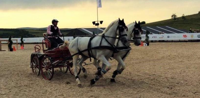 Salina Horse Trophy: Natasha și Amigo Esperanza, campionii zilei de sâmbătă