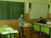 Primul debate academic la o şcoală gimnazială