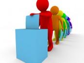 Sub 50% din clujeni au ieșit la vot