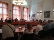 Banii, drumurile şi gunoiul menajer. Episod din întâlnirea zonală a primarilor PSD cu reprezentanţii autorităţilor judeţene şi naţionale la Turda