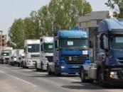Proteste ale transportatorilor în fiecare zi de luni