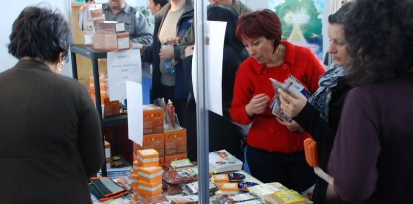 Târgul terapiilor complementare, la Cluj