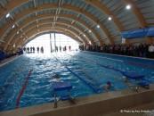 Bazinul de înot se va redeschide de luni