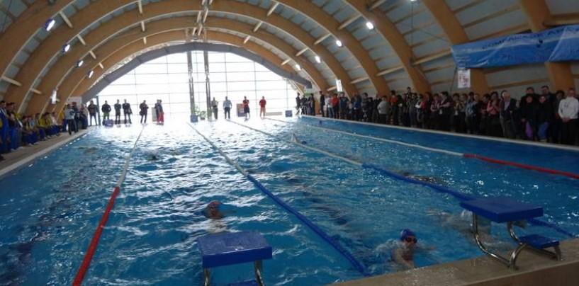 Programul bazinului de înot în luna decembrie