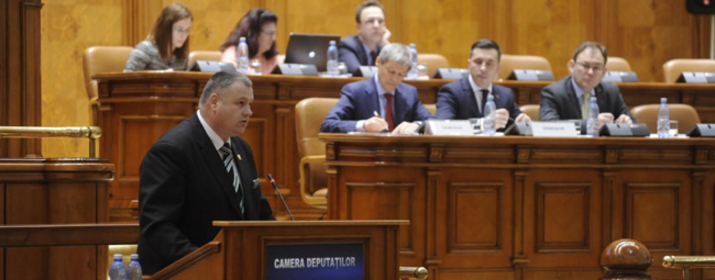 Inițiativa legislativă a deputatului turdean Mircea Irmie a trecut de votul Parlamentului