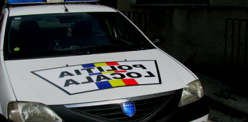 Poliția Locală:  Afirmația că polițiștii au mers la intervenții în șlapi e neadevărată