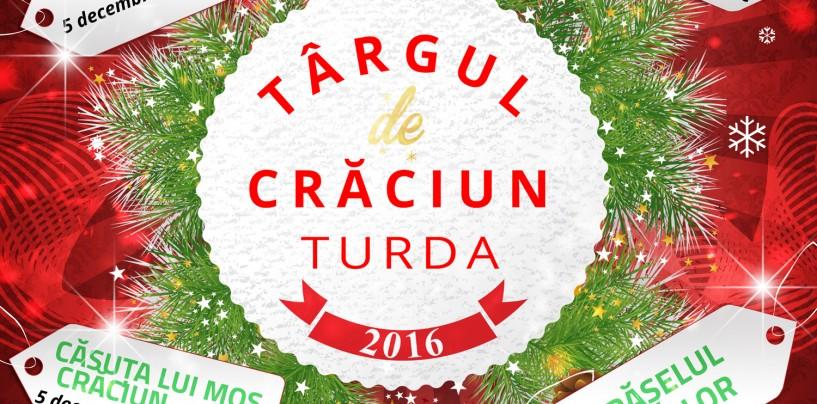 Târg de Crăciun la Turda