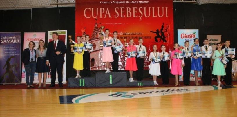 6 noi medalii pentru clubul de dans sportv Potaissa turda