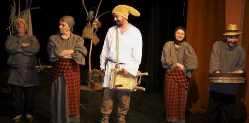 Teatrul Puck participă la târgul de Căciun din Cluj Napoca