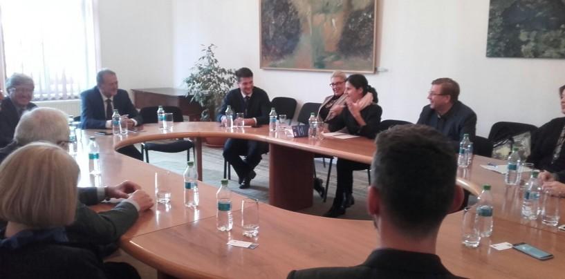 Turda – gazda unei delegaţii de investitori din Polonia
