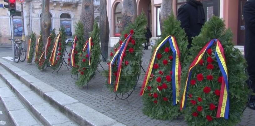 Prefectura a anunțat ceremonii militar-religioase pentru comemorarea Revoluției din decembrie 1989
