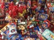 Crăciunul continuă pentru copilașii proveniți din familii defavorizate din Turda