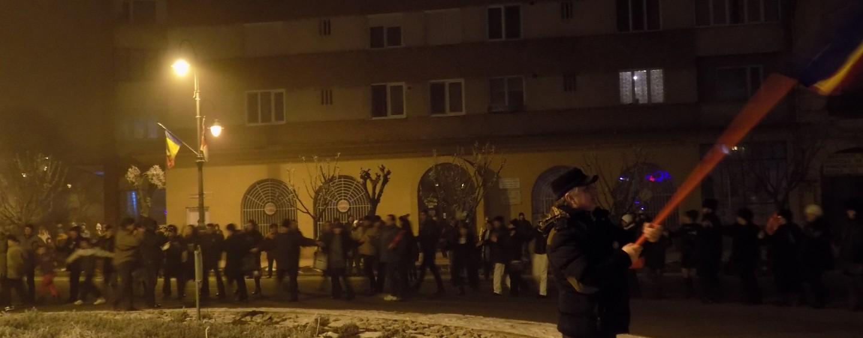 Sute de turdeni s-au bucurat de Unirea Principatelor Române