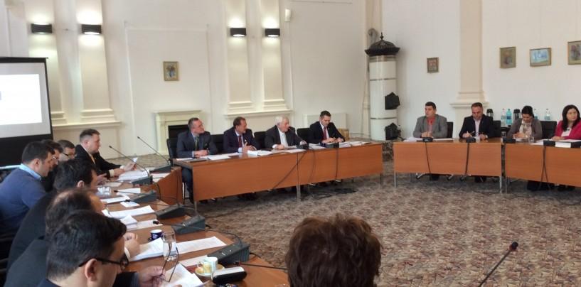 Consiliul Local a aprobat o refinanțare de 63 milioane de lei