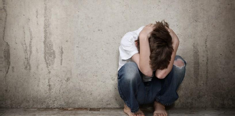 Abuzurile față de copii au crescut îngrijorător în ultimul an
