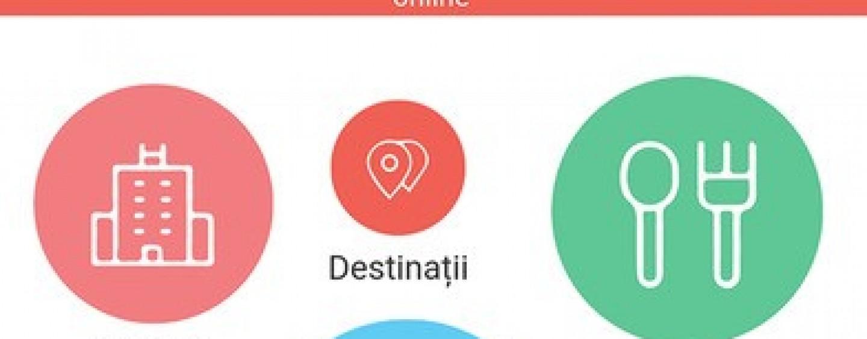Aplicație mobilă pentru turiștii din Cluj
