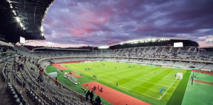 Măsuri referitoare la desfășurarea meciului de fotbal România-Danemarca