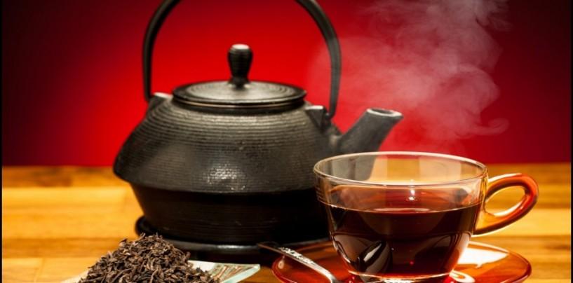 Ceaiul negru te scapă de demență