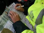 Amenzi și infracțiuni rutiere în weekend