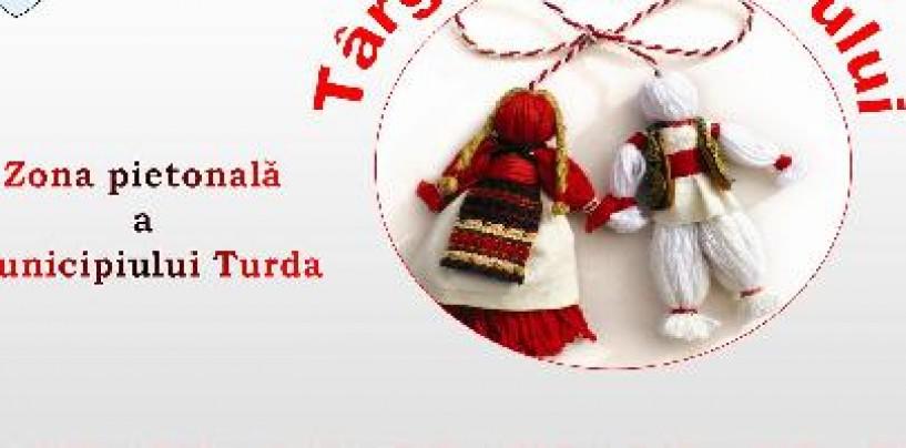Târgul Mărțișorului la Turda