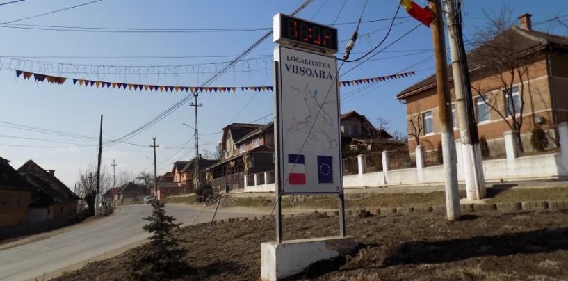 Târg expozițional de animale la Viișoara