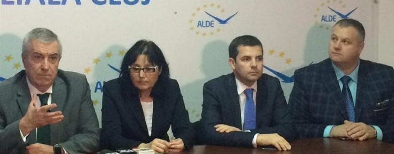 ALDE la un pas de dizolvare. Apropiații lui Daniel Constantin înlăturați din funcții