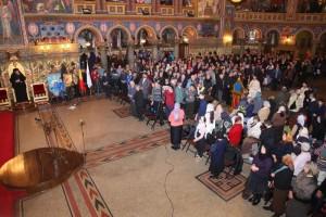 Adunarea Comemorativă a Oastei Domnului, Catedrala Mitropolitană din Sibiu
