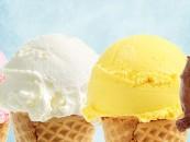 Zeci de mii de tone de înghețată consumă românii pe caniculă