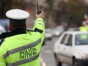 Sute de amenzi aplicate de polițiști în trafic, în minivacanța de ziua națională
