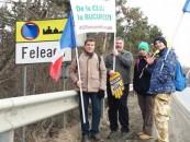 Marşul Speranţei din Cluj Napoca spre Bucureşti