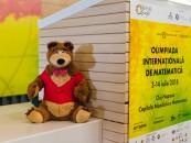 Sprijin financiar al Consiliului Județean pentru organizarea Olimpiadei  Internaționale de Matematică de la Cluj