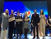 Salina din Turda a fost adevărată vedetă a show-ului Eurovision