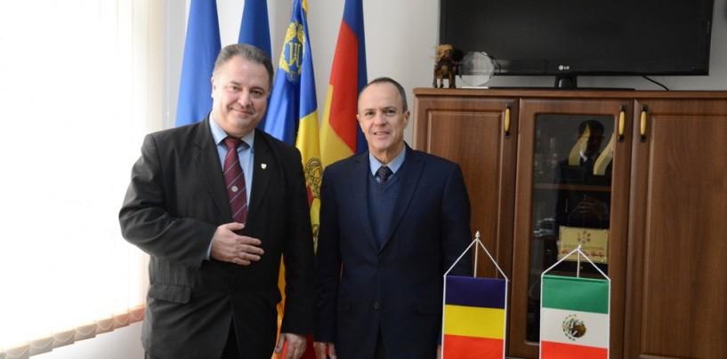 Ambasadorul Mexicului la Cluj