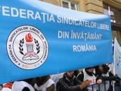 Sindicaliştii din învăţământ ameninţă cu grevă