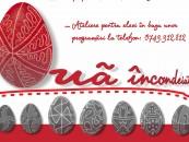 Ateliere interactive de încondeiat ouă la Muzeul din Turda