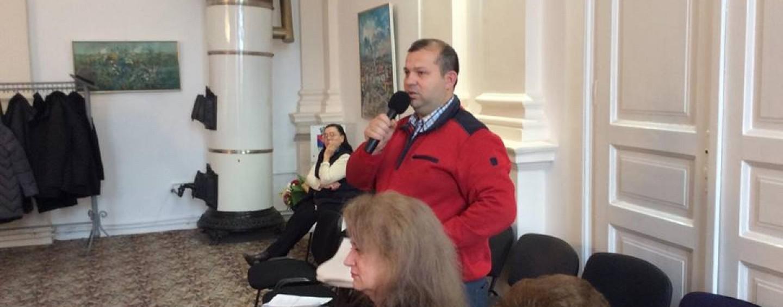 Bogdan Ursuleanu: Managementul haotic al lui Cristian Matei compromite proiectele Turzii